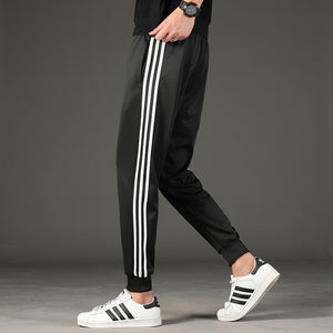 Casual Three Stripe Sports Jogger