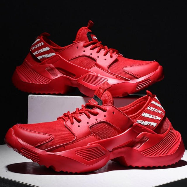 Lightweight  Flying Weaving Sports Shoes