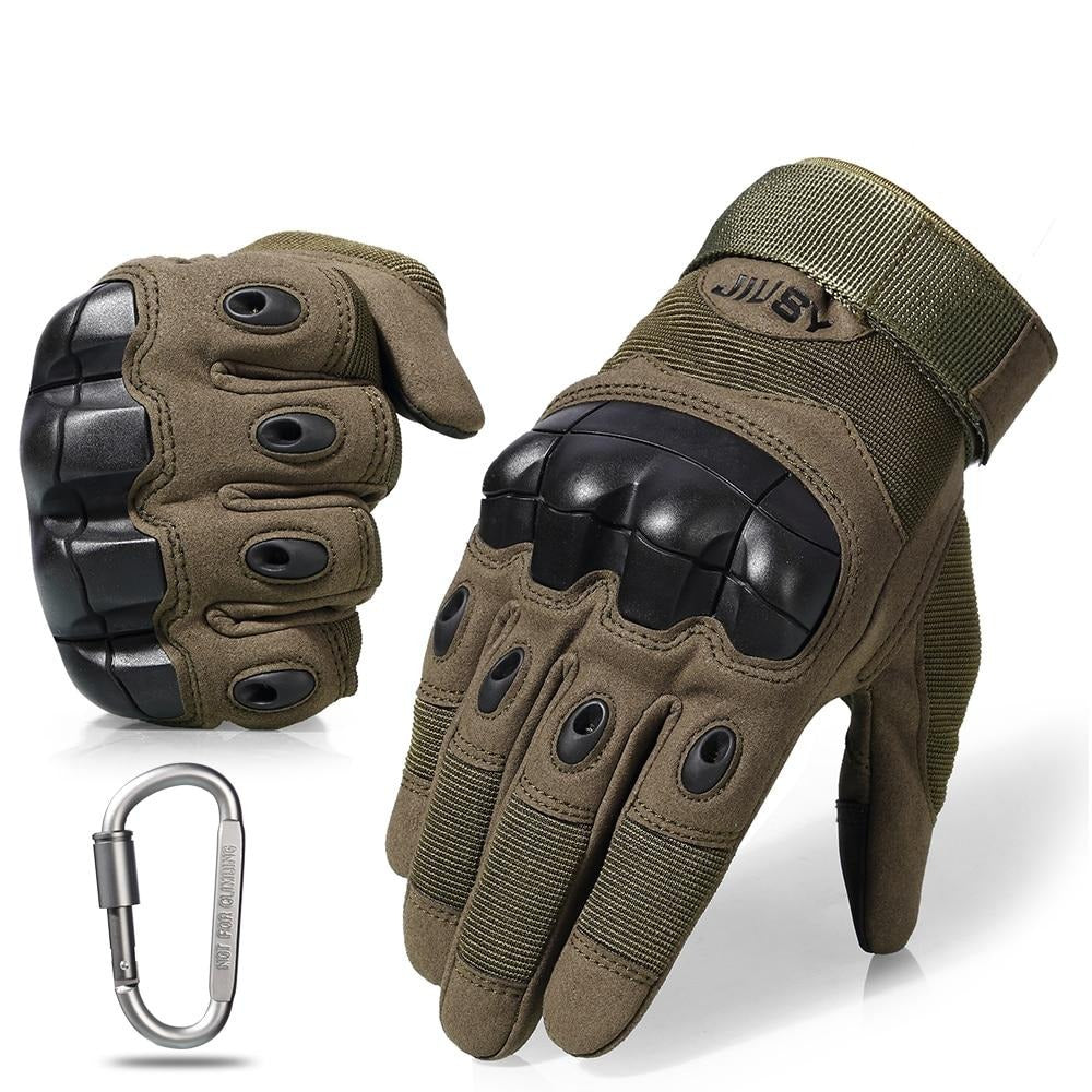 Touch Screen Tactical Military Army Full Finger Gloves