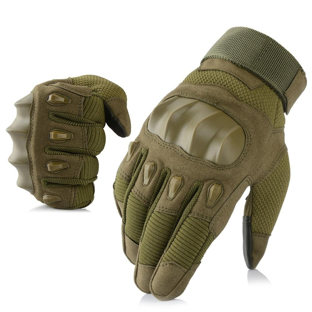 Touch Screen Tactical Military Full-finger Gloves