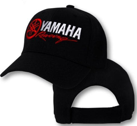 Yamaha Racing Motorcycle Baseball Cap