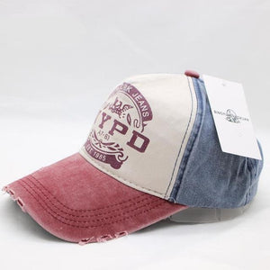 NYPD Cotton Summer Cap