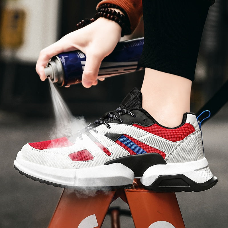Lace-Up Light Breathable Sports Shoes