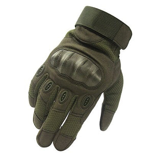 Touch Screen Tactical Military Full Finger Gloves