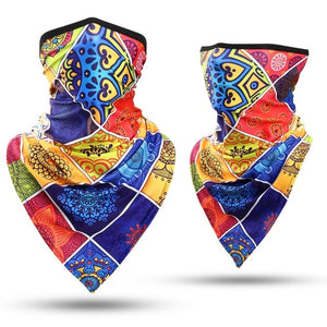 Breathable Ear Cover Windproof Scarf