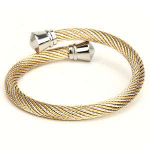 Titanium Steel Wire Color Bracelet