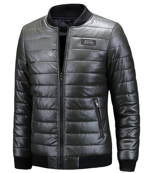 Winter Premium PU Leather Jacket