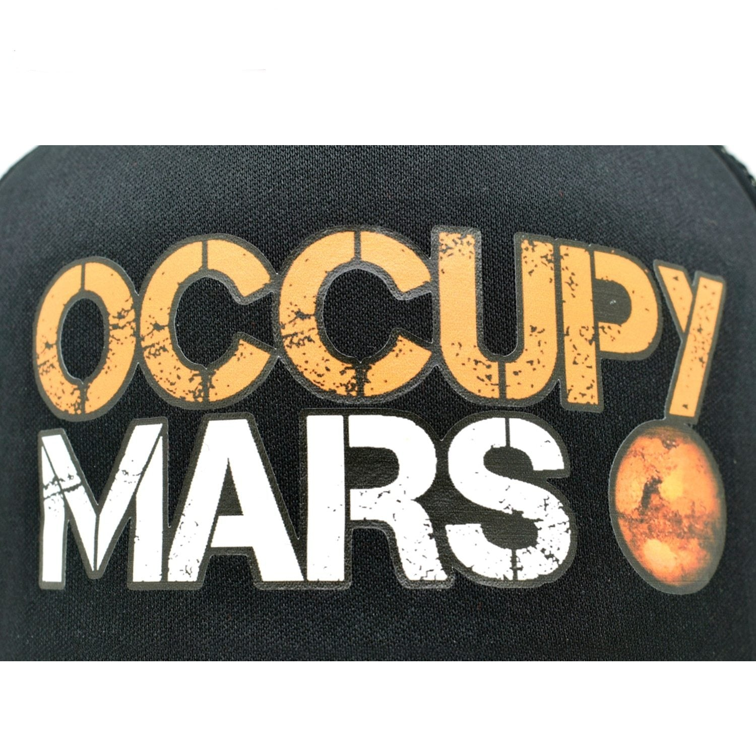 OCCUPY MARS Trucker Cap