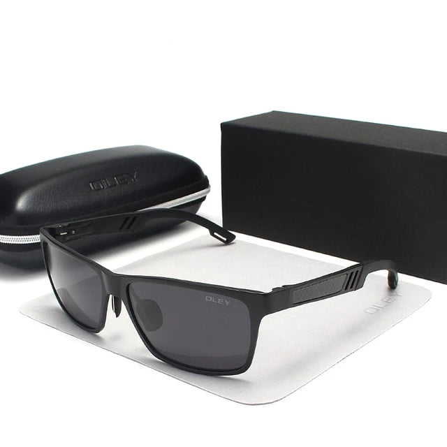 Polarized Aluminum Magnesium Sun Glasses