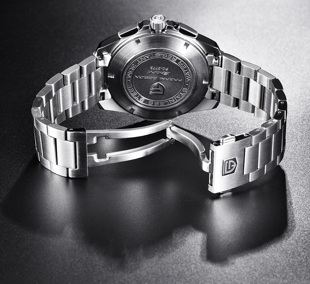 Stainless Steel Luxury Business Watch