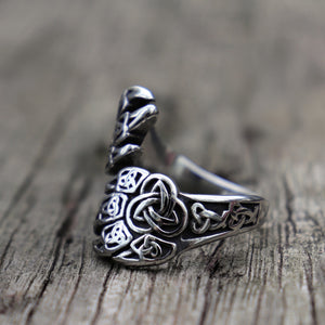 Viking Bear Claw Rings