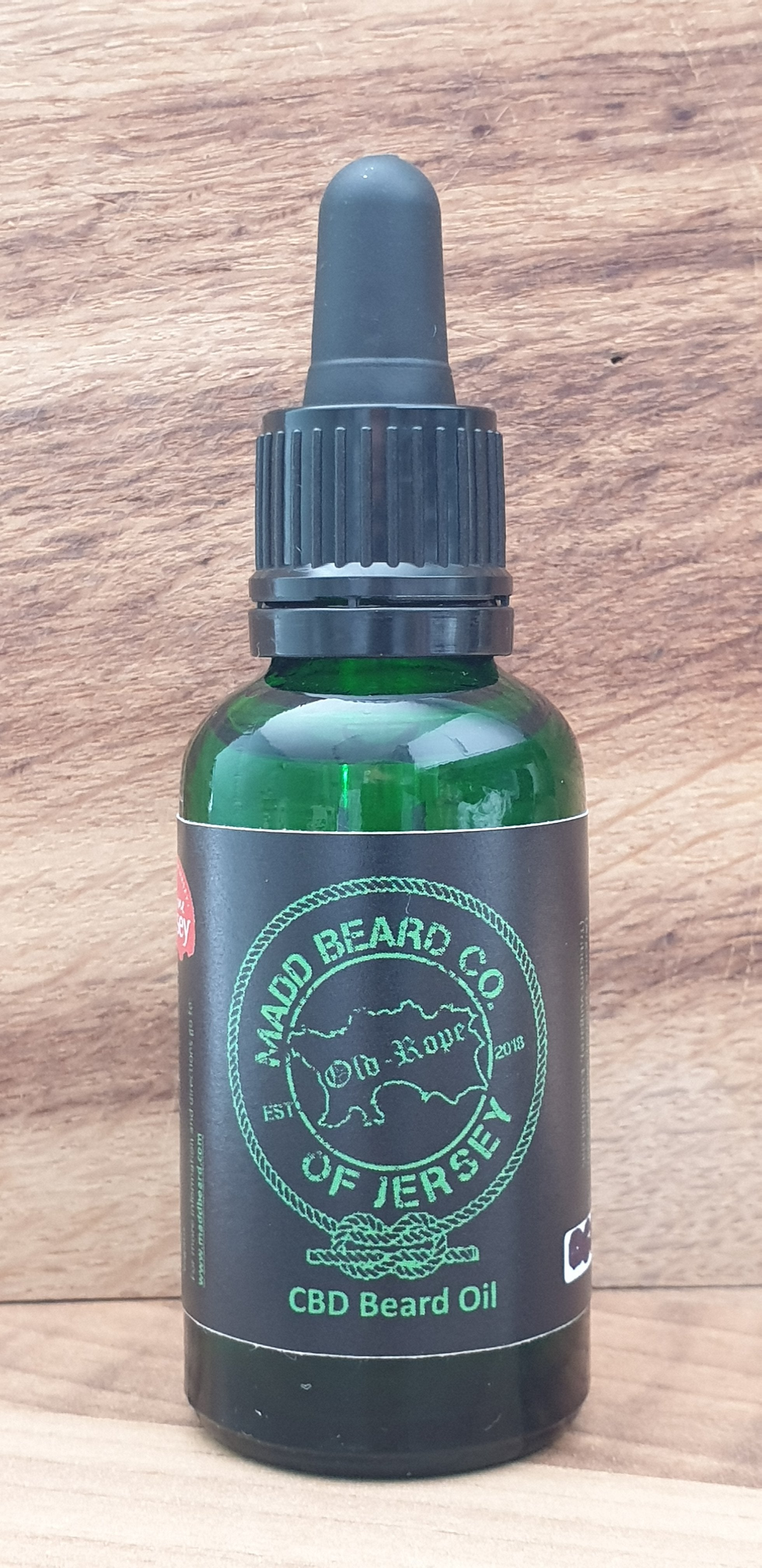 Old Rope (CBD Beard Oil) 30ml