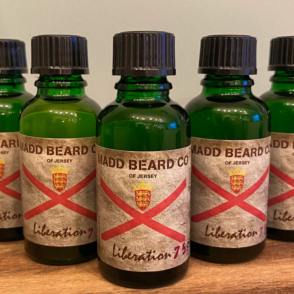 Liberation 75 Beard Oil 30ml (LIMITED EDITION)