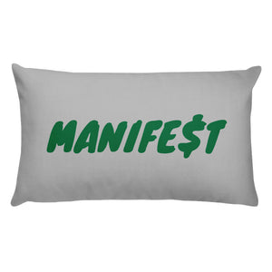 MANIFE$T Basic Pillow