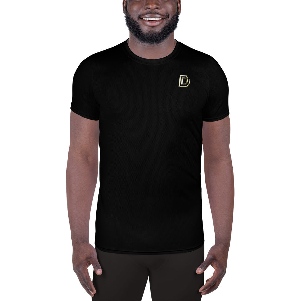 DudleyDudzz Royalty Gold Athletic Top *LIMITED EDITION*