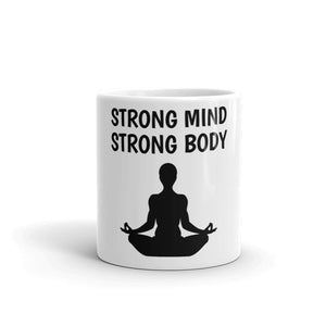 Strong Mind Strong Body Mug