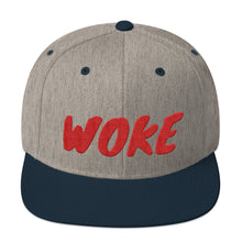 Load image into Gallery viewer, Stay Woke Snapback