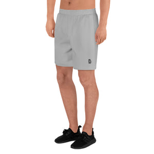 DudleyDudzz Gray Athletic Shorts
