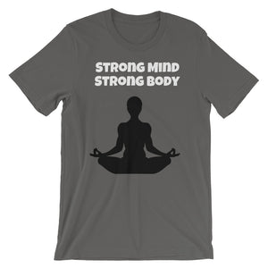 Strong Mind Strong Body T-Shirt