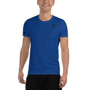 DudleyDudzz Royal Blue Athletic Top
