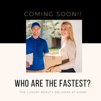 The Luxury Beauty Delivery Hero
