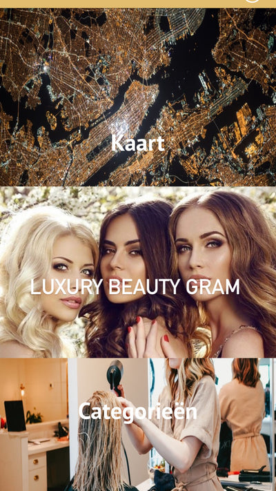 The Luxury Beauty Gram
