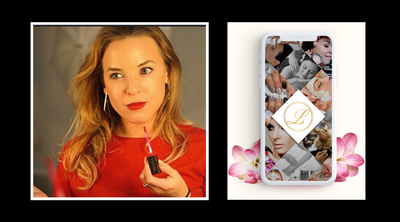 Interview op Blackbird News over The Luxury Beauty app.