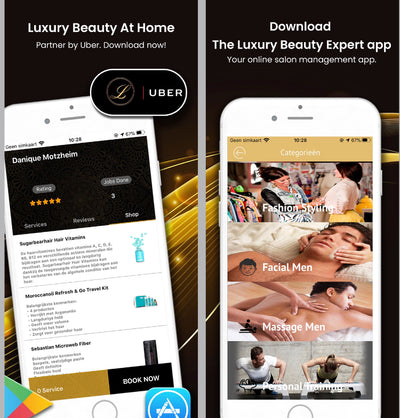Meld je aan als Luxury Beauty Partner