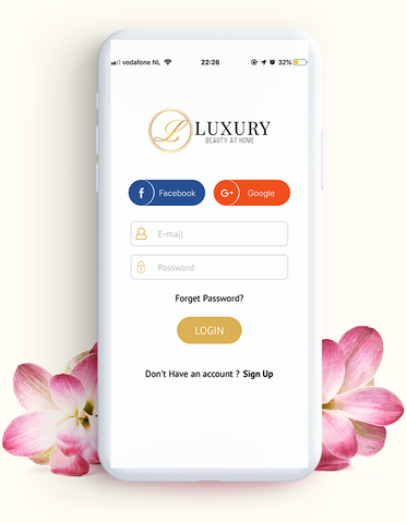The luxury beauty on-demand app by uber