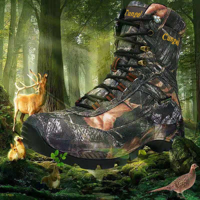 Mountain Sport Hunting Boots - Happy Health Star