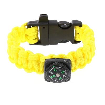 Multifunctional Hiking Survival Nylon Bracelet - Happy Health Star