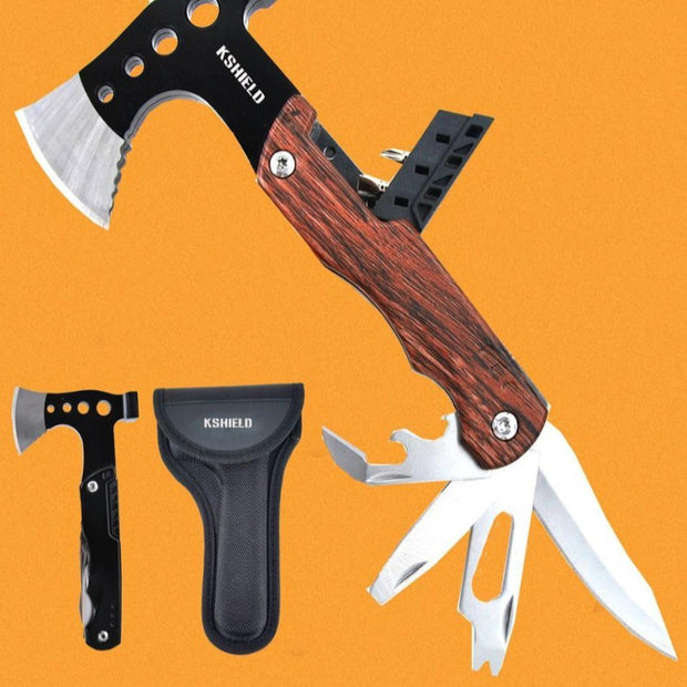 Multifunctional Hammer Portable Folding Tactical Tools - Happy Health Star