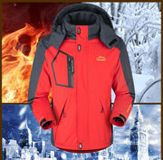 Fur Warm Coat For Climbing Trekking Hiking - Happy Health Star