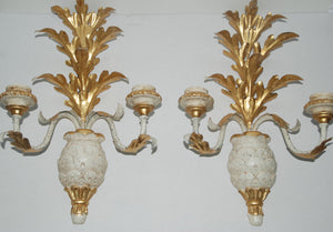 Venetian Sconces - SOLD
