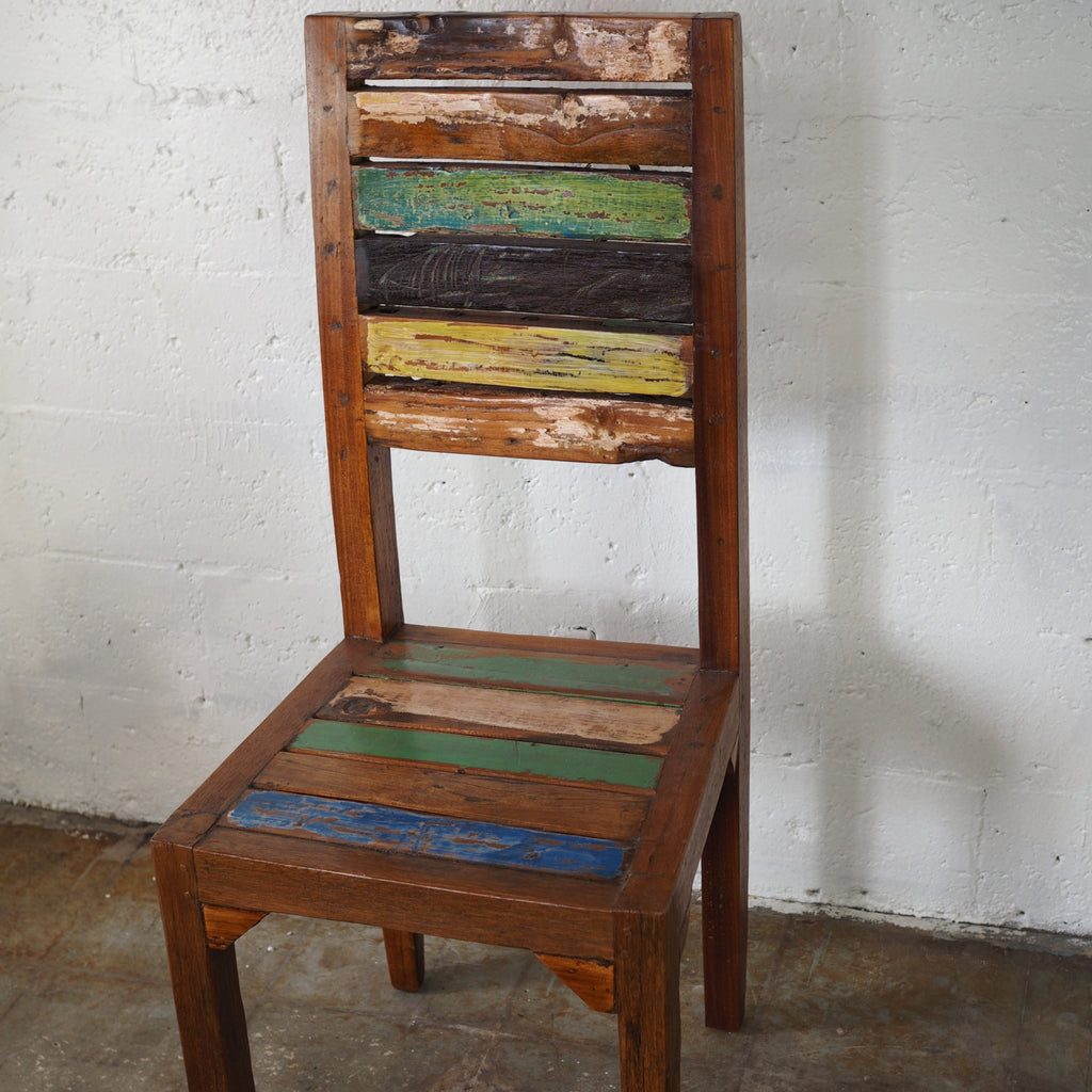 Boatwood Chair (Teak Wood)