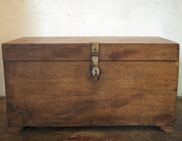 Wood Storage Box