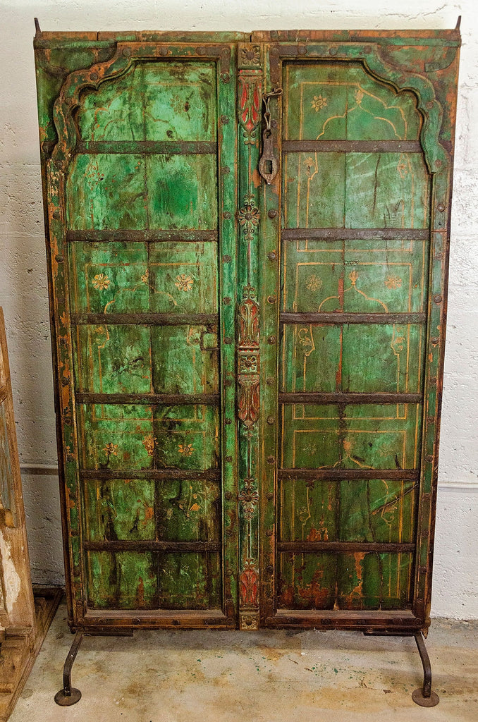 Antique Door Screen