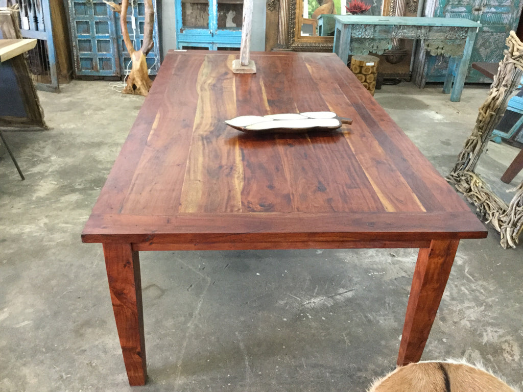 Grand dining table cherry wood