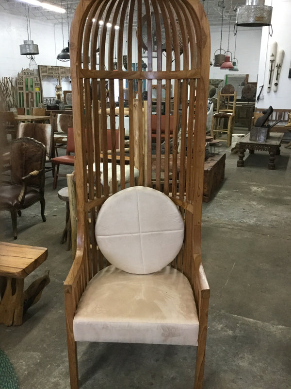 Penza High Back Arm Chair