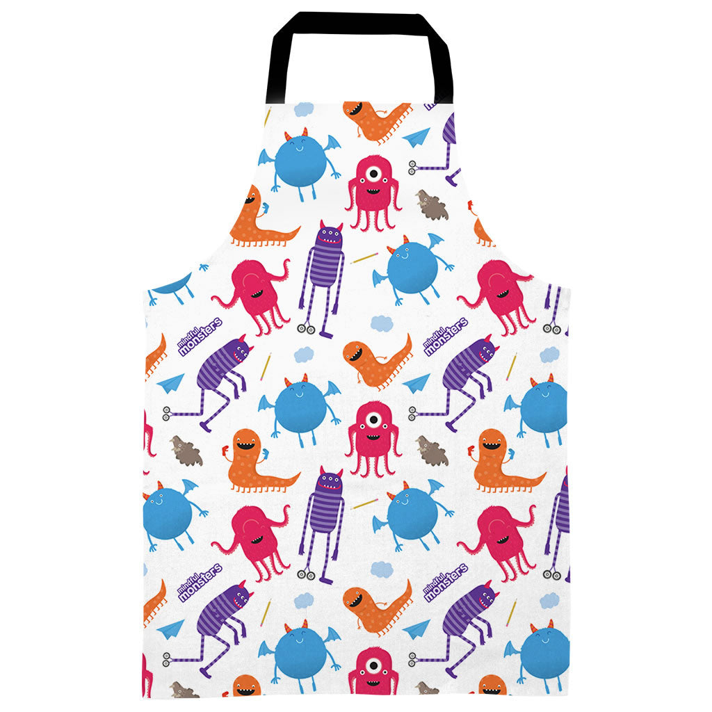 Monsters Apron
