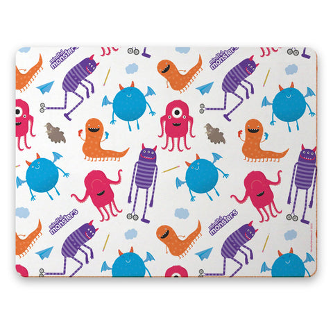 Monsters Pattern Placemat