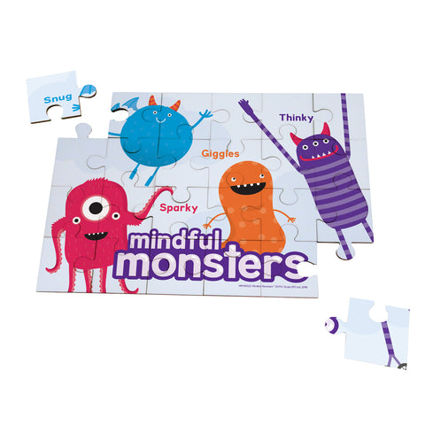 Monsters Jigsaw Puzzle