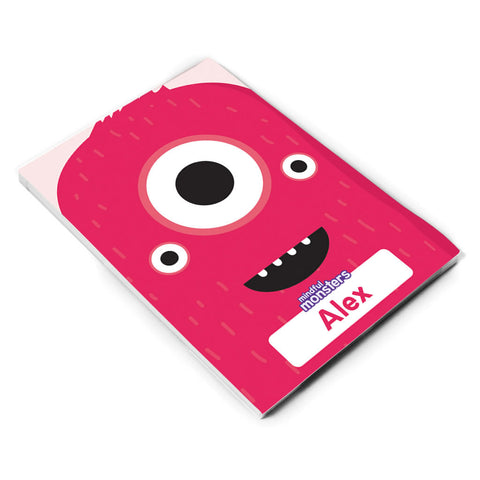 Sparky Personalised A5 Notepad