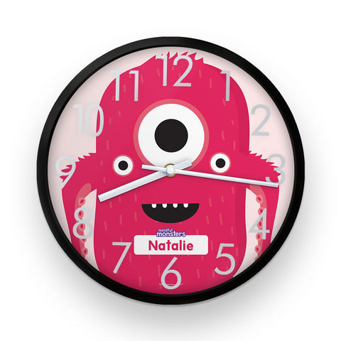 Sparky Personalised Clock