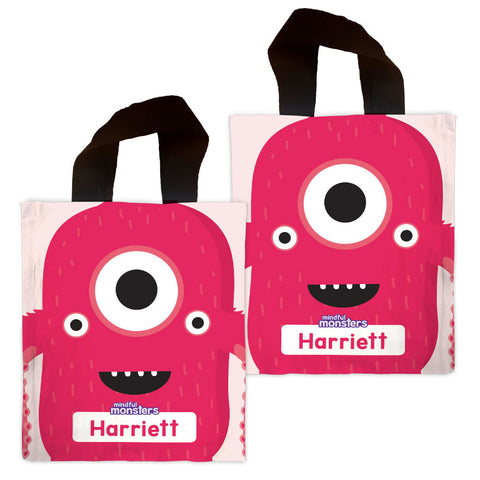 Personalised Mini Edge to Edge Totes