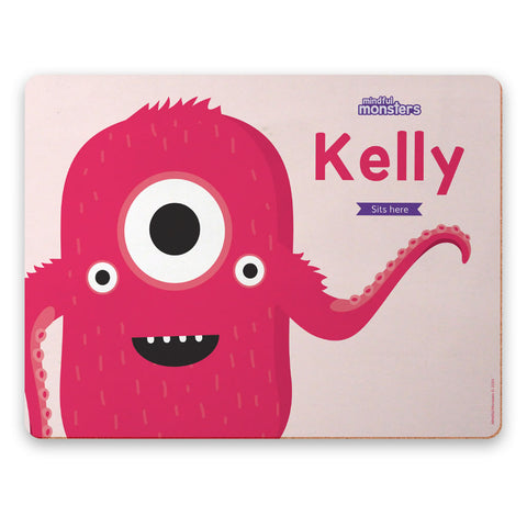 Sparky Personalised Placemat