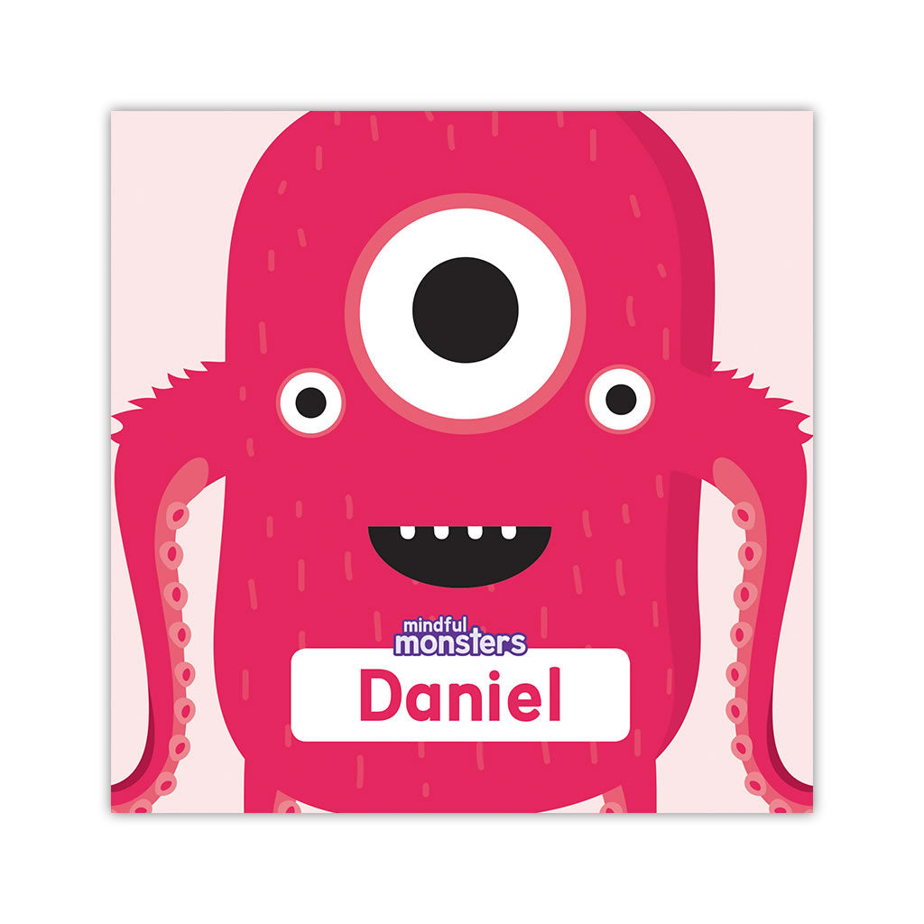 Sparky Personalised Square Print 3