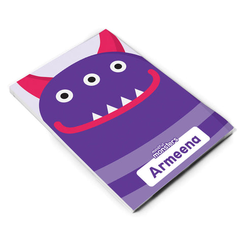 Thinky Personalised A5 Notepad