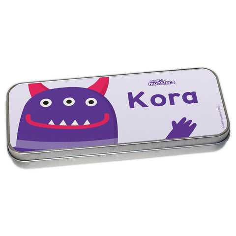 Thinky Personalised Pencil Tin