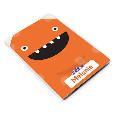 Giggles Personalised A5 Notepad